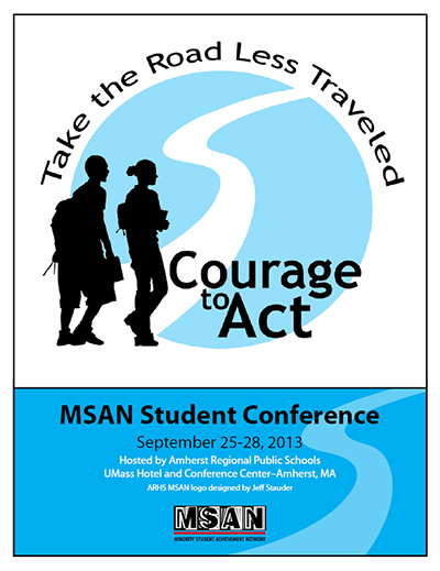 2013 MSAN Student Conference Program Cover