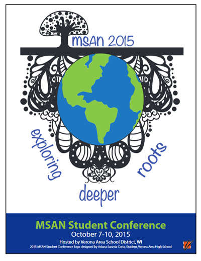 2015 Student Conference Program Cover