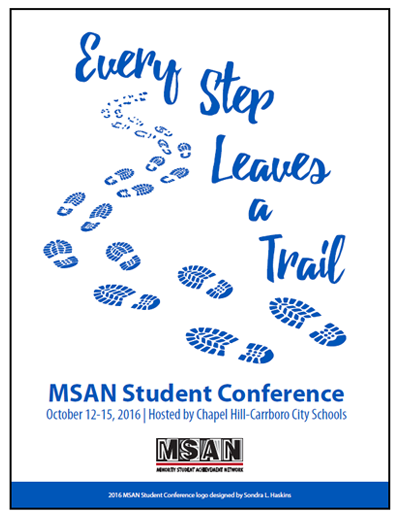 2016 MSAN Student Conference Program Cover